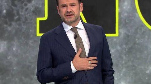 La respuesta de Iñaki López por lo que pasó ayer en directo en 'La Sexta noche'