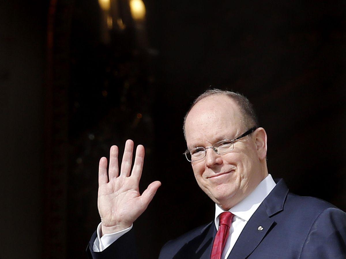Foto: El príncipe Alberto de Mónaco. (EFE)