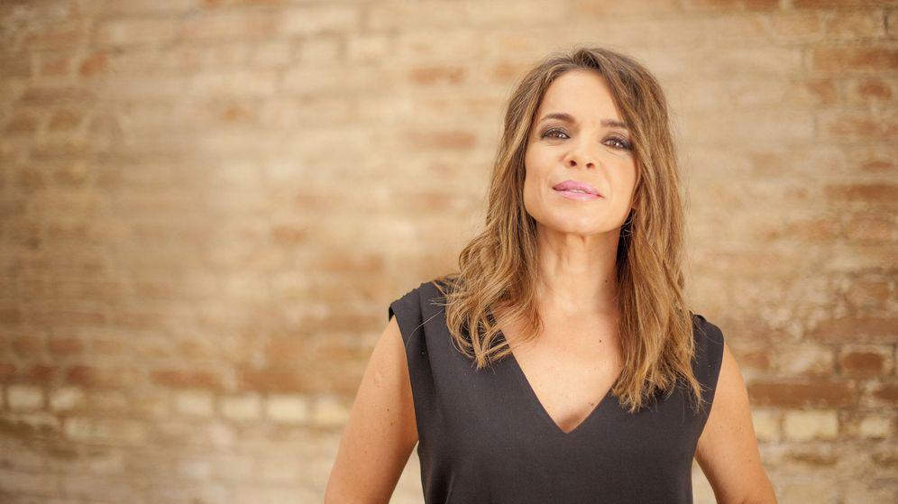Foto: La presentadora Carme Chaparro. (EFE)