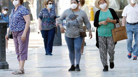 Las muertes diarias por coronavirus ascienden a 95 y los contagios suben a 416
