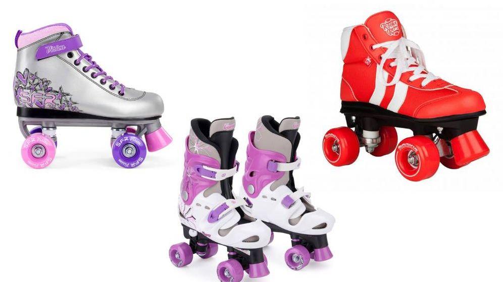 Foto: Los mejores patines en paralelo de 4 ruedas para patinaje clásico