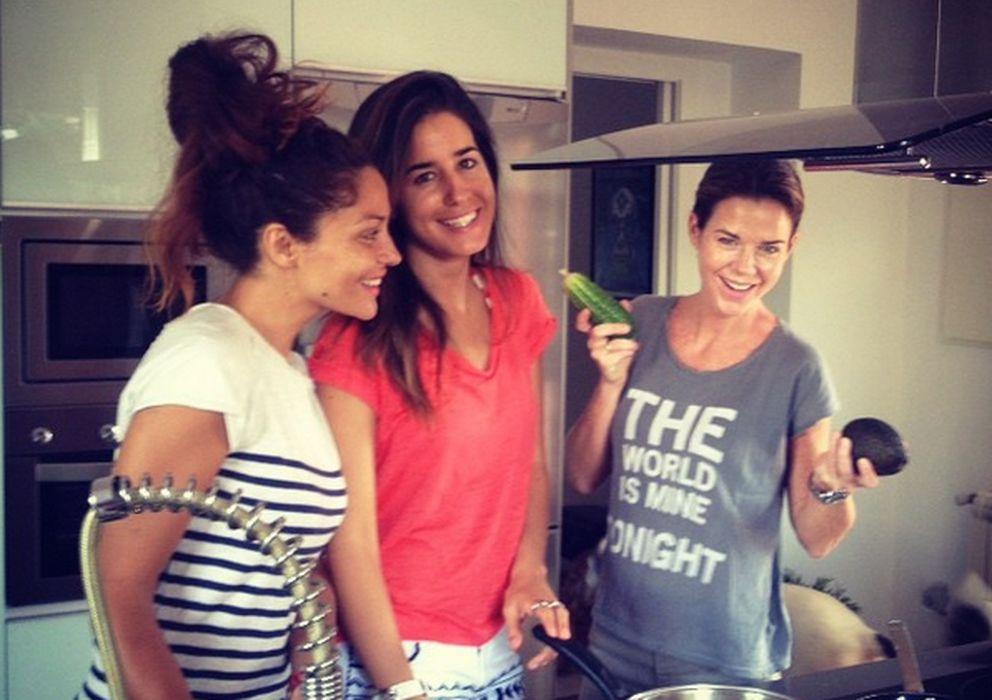 Foto: De izquierda a derecha, Patricia Pérez, Isabel Jiménez y Amelia Bono (Instagram)