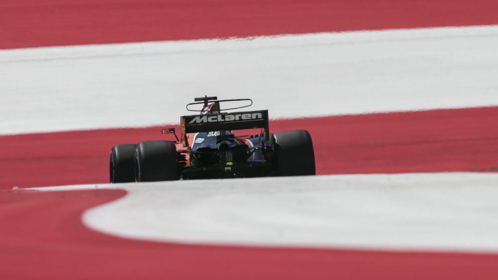 Siete u ocho pilotos en dos o tres décimas: ¿Opciones para McLaren?
