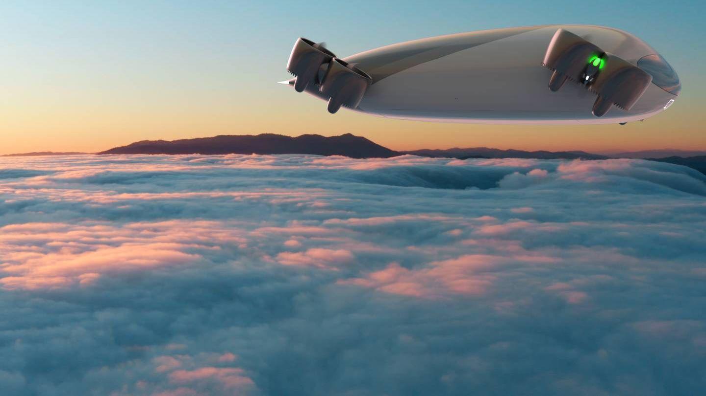 Este autobus volador puede recorrer 500 km en una hora (Kelekona)