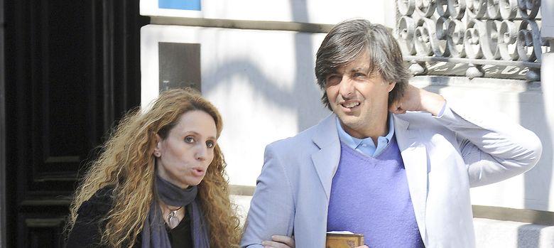 Foto: Yolanda García Cereceda y su marido, Jaime Ostos, en una imagen de archivo (I.C.)