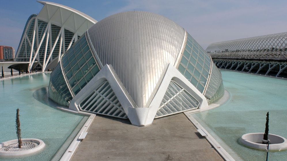 Foto: La ciudad de las Artes y las Ciencias de Valencia es uno de los grandes reclamos de la capital valenciana (Foto: Sergi Reboredo via ZUMA Wire)