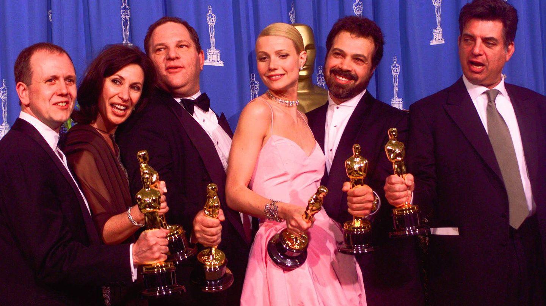 Los actores de 'Shakespeare In Love' en 1999. (Gtres)