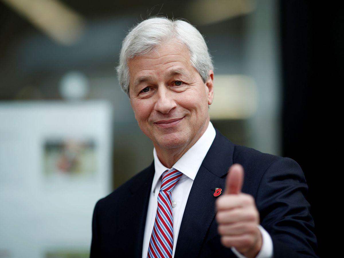 Foto: Jaime Dimon, CEO de JPMorgan Chase, no es un banquero al uso (Foto: Reuters)