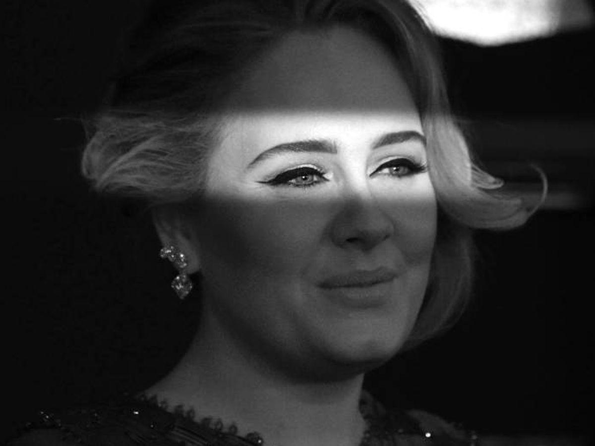Foto:   Adele, en los Grammy de 2017. (Getty)