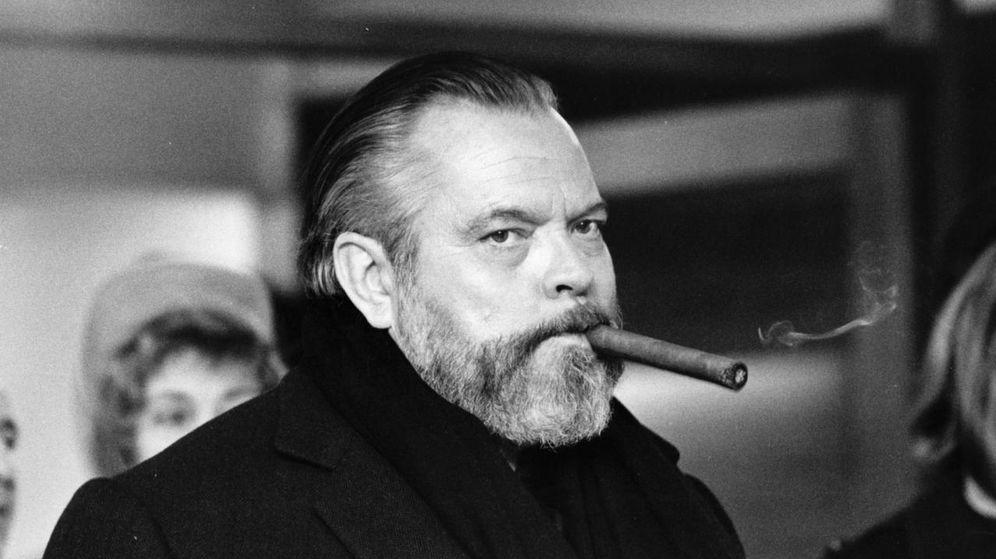 Foto: Orson Welles en una imagen de archivo. (EFE)
