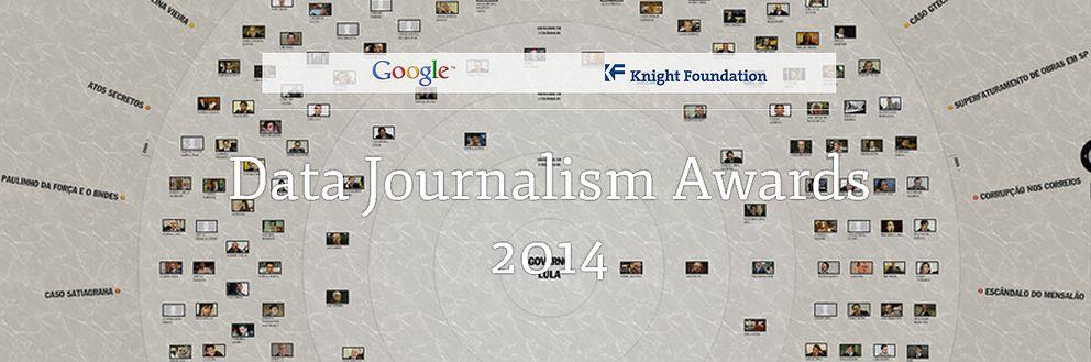 Foto: 'El Confidencial', premiado con el prestigioso Data Journalism Awards