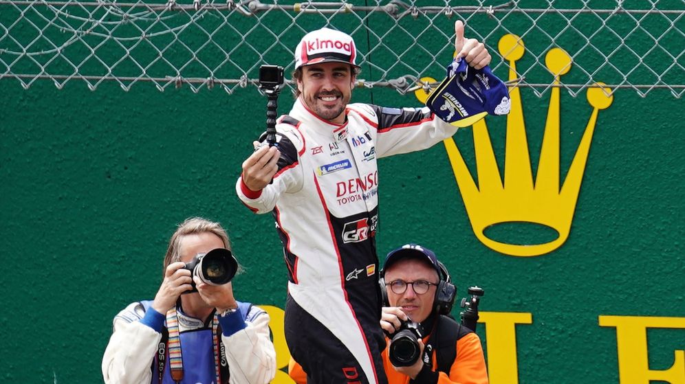 Foto: La evolución del mundo de la resistencia y las 24 Horas de Le Mans abre posibilidades muy atractivas para Fernando Alonso (EFE)