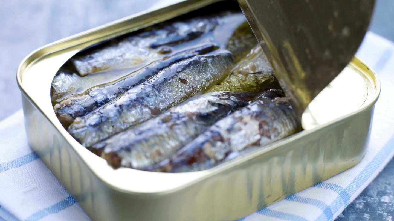Los pescados enlatados conservan prácticamente las mismas propiedades que los que hay en las pescaderías.