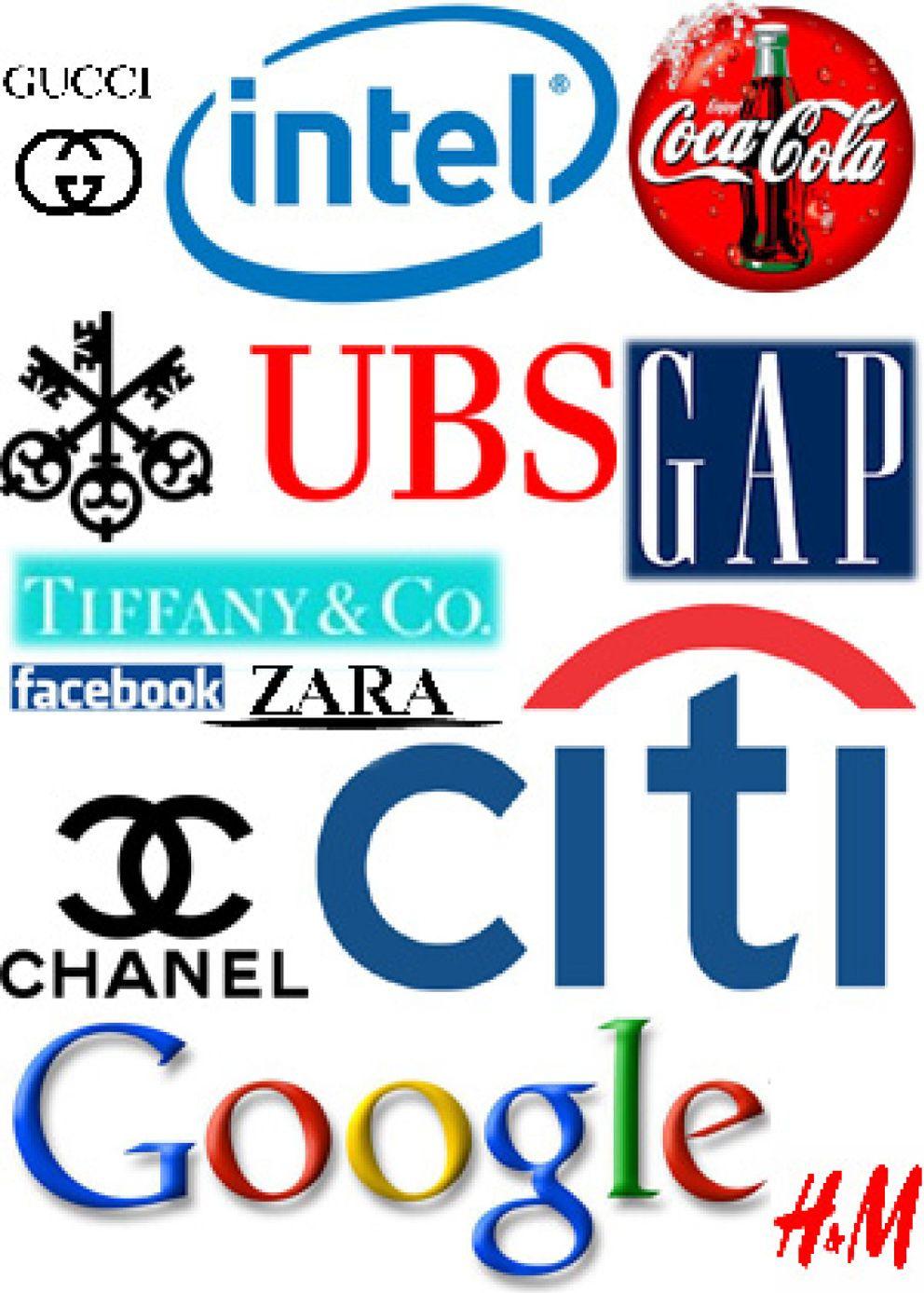 Foto: Chanel sí, UBS no: las marcas de lujo aumentan su valor y las financieras se hunden