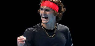 Post de El raquetazo de Zverev para tumbar a Djokovic en las ATP Finals y cambiar el paso