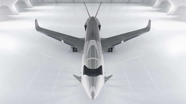 El nuevo jet privado de Peugeot