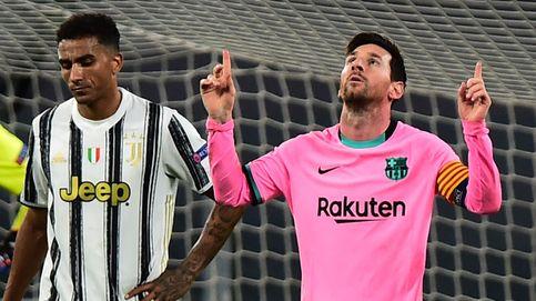 El Barça no solo gana, sino que da motivos para la esperanza ante la Juventus (0-2)