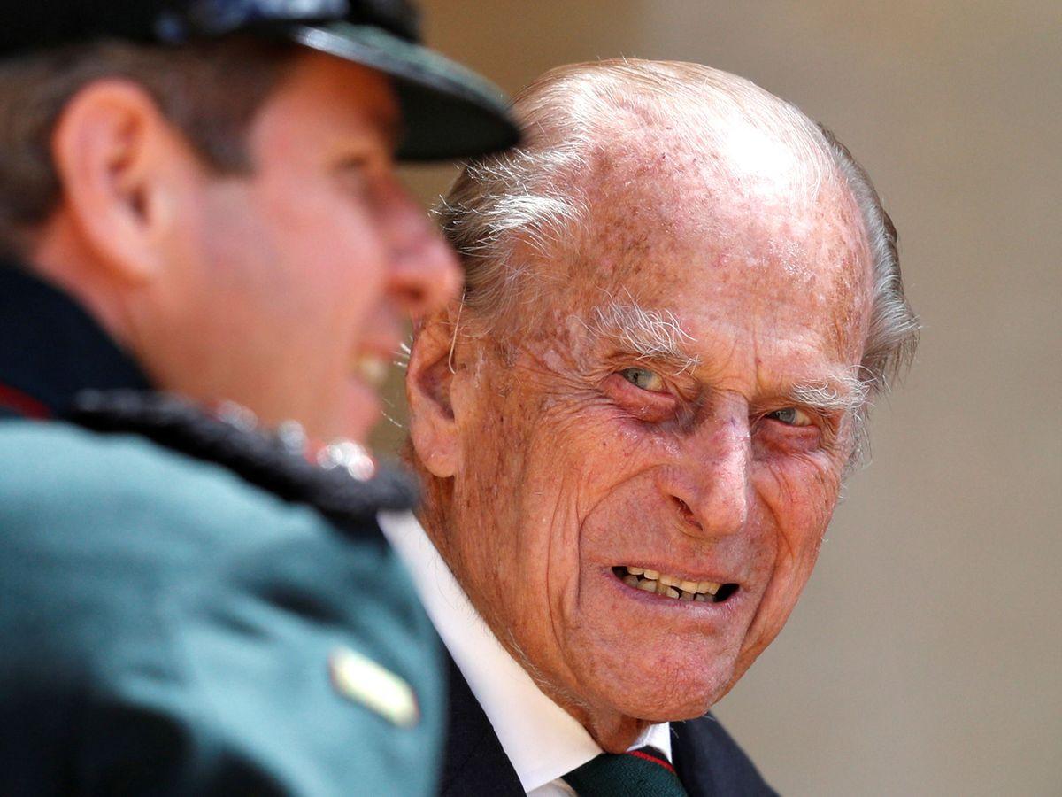 Foto: El duque de Edimburgo, en una imagen de archivo. (Reuters)