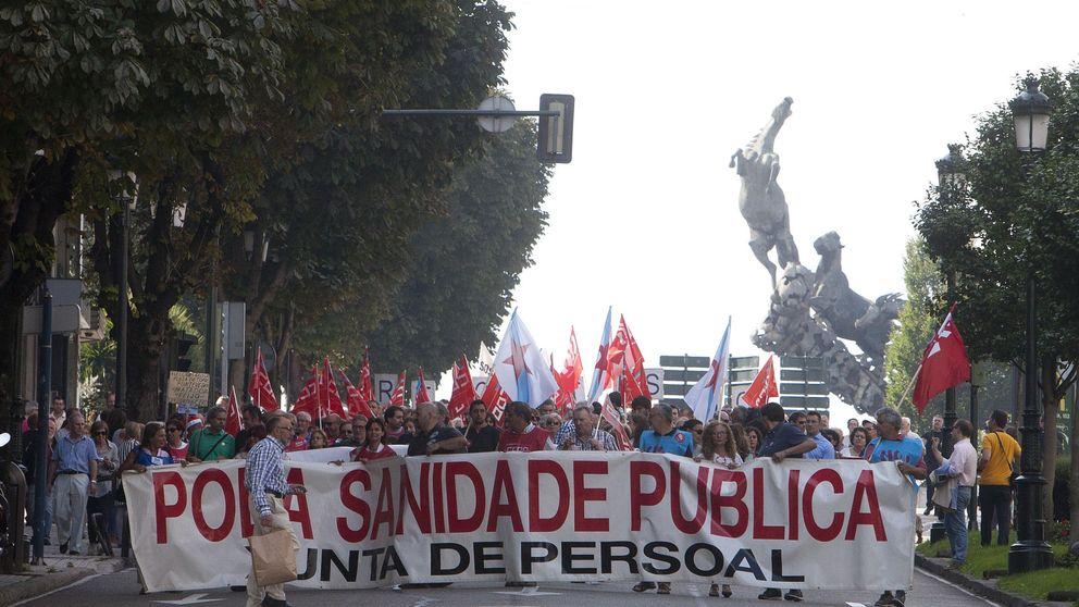 Europa investiga a la Xunta por dejar a 15.000 interinos sin plus de carrera profesional