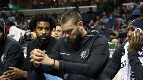 Ocho derrotas, 'banquillazo' a Marc y a la calle: los Grizzlies echan a su entrenador