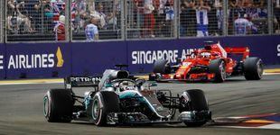 Post de GP de Singapur de F1: horario y dónde ver en TV la carrera del gran premio nocturno
