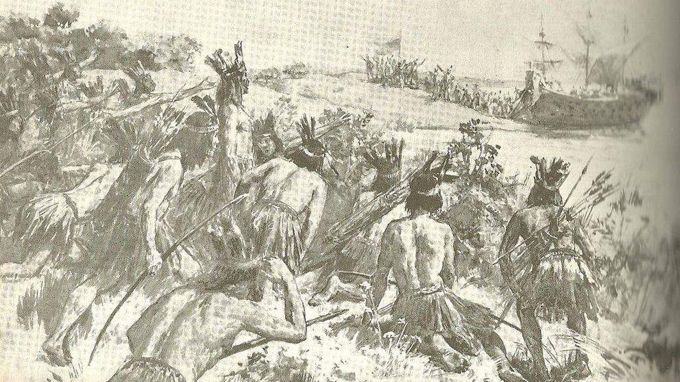 Los corteses caníbales que introdujeron en su dieta a Juan Díaz de Solís