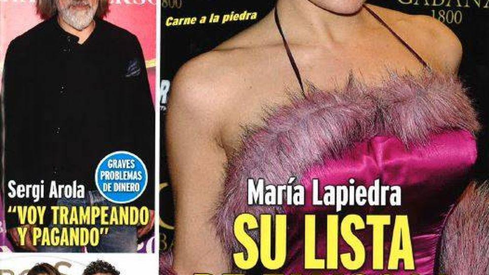 Del amor en 'Operación Triunfo' al desamor (y otros avatares) de María Lapiedra