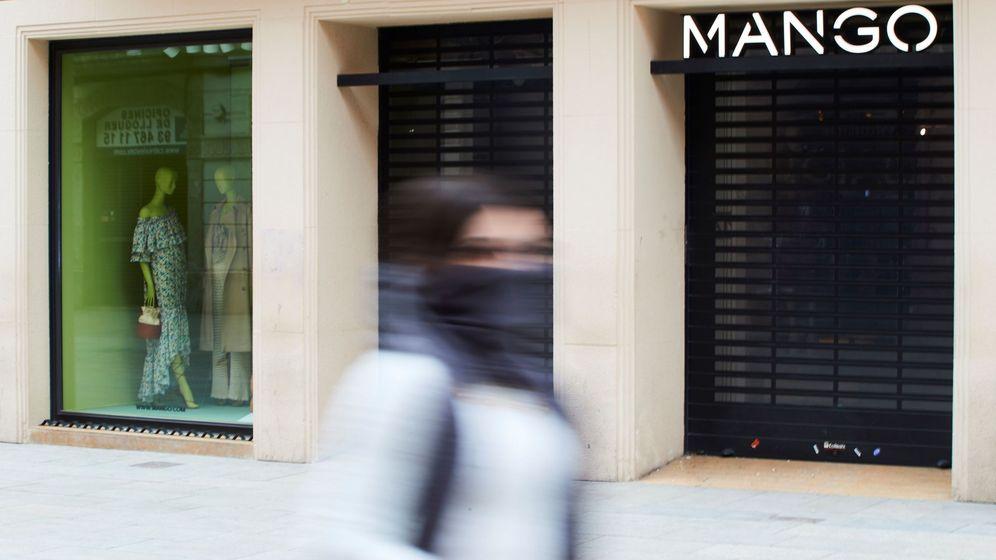 Foto: tienda de Mango en Barcelona (Reuters)