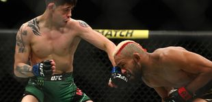 Post de UFC 263: Brandon Moreno, primer campeón mexicano de la UFC tras vencer a Figueiredo
