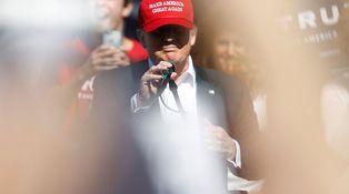 ¿Cómo le iría a Donald Trump como CEO de Estados Unidos?