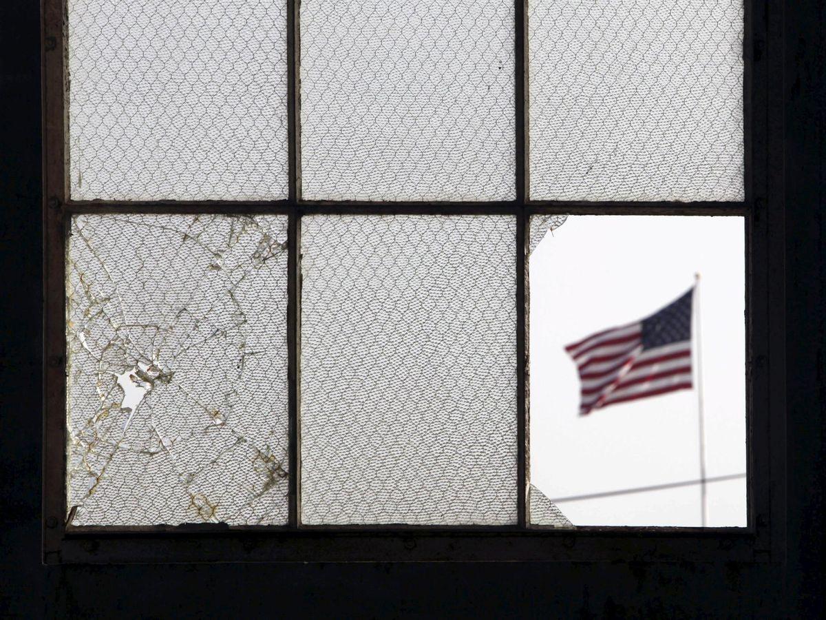 Foto: La bandera estadounidense en una imagen de archivo. (Reuters)