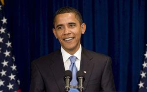 Obama dona el dinero del Nobel a diez organizaciones benéficas