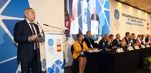 Post de La diplomacia de Alejandro Blanco le da un puesto en el sanedrín del olimpismo