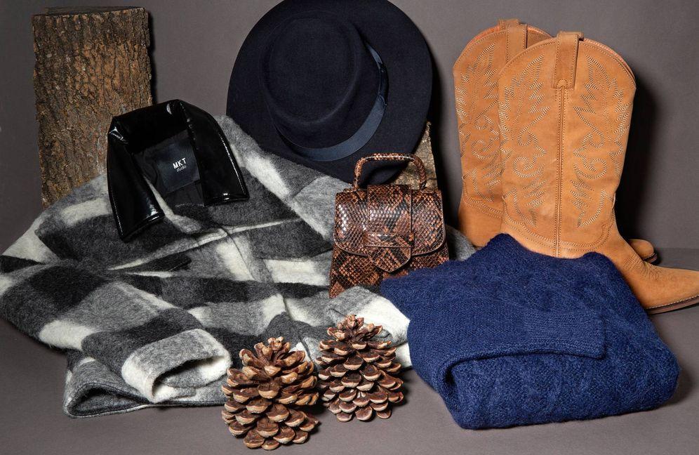 Foto: Abrigo, sombrero, botas... Aquí tienes todo lo necesario para sobrevivir a las bajas temperaturas. (© Olga Moreno / Helena Sánchez)