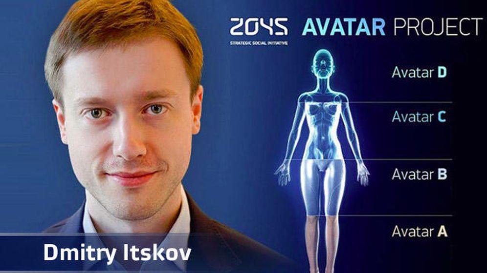 Foto: The inmortalist, el multimillonario Dmitry Itskov.