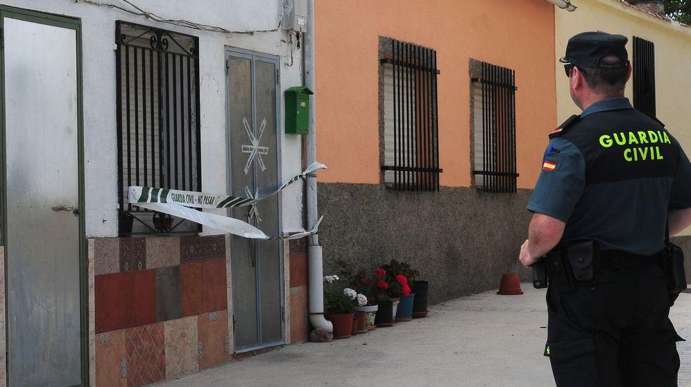 Foto: Un vecino de Cabezabellosa (Cáceres) ha sido detenido como presunto autor de la muerte de una mujer de 85 años (Efe)
