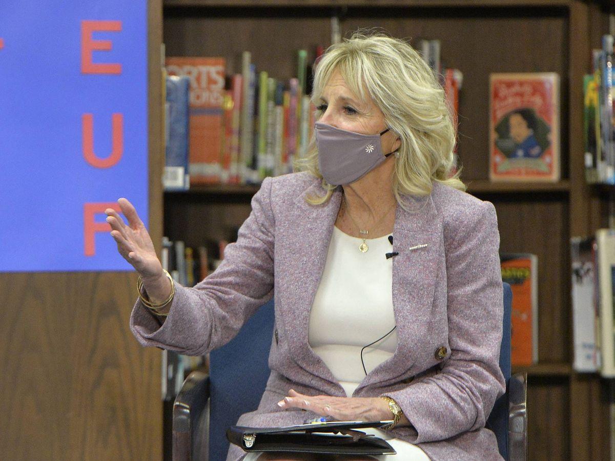 Foto: La primera dama de Estados Unidos. (Cordon Press)