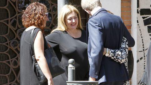 La emotiva carta del nieto de Elena Arnedo durante su funeral