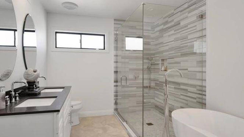 Los baños, de lujo. (Realtor.com)