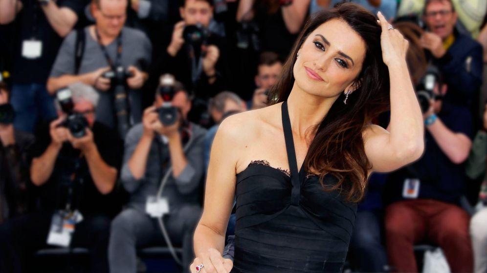 Foto: La actriz durante el photocall previo a la rueda de prensa de 'Todos lo saben'. (Gtres)