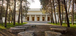 Post de El edificio más nazi de España está en un parque perdido de Madrid