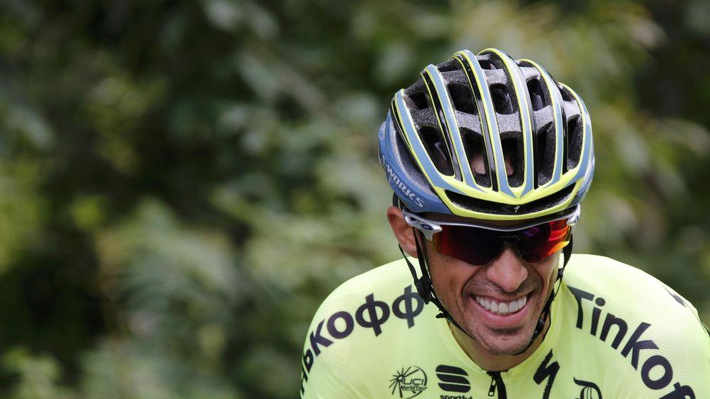 Foto: Contador no estará en Río, pero sí en Burgos (Jean-Paul Pelissier/Reuters).