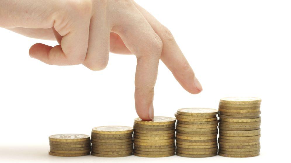Foto: Crecimiento del dinero. (iStock)