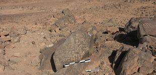 Post de Encuentran 100 inscripciones ocultas en uno de los lugares más extraños de Egipto