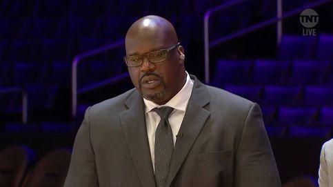 Shaquille O'Neal se rompe al recordar a Kobe: No había sentido un dolor igual