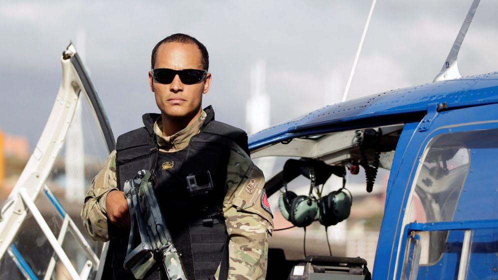 Foto: Óscar Pérez, acusado por el Gobierno venezolano de ataque terrorista. (Reuters)