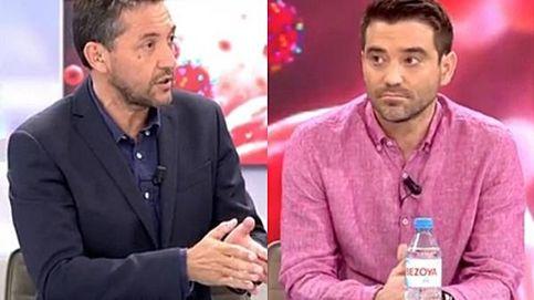 Javier Ruiz calla a Javier Negre ante su último ataque al Gobierno en 'Ya es mediodía'