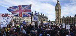 Post de Miles de personas marchan contra el Brexit en Londres