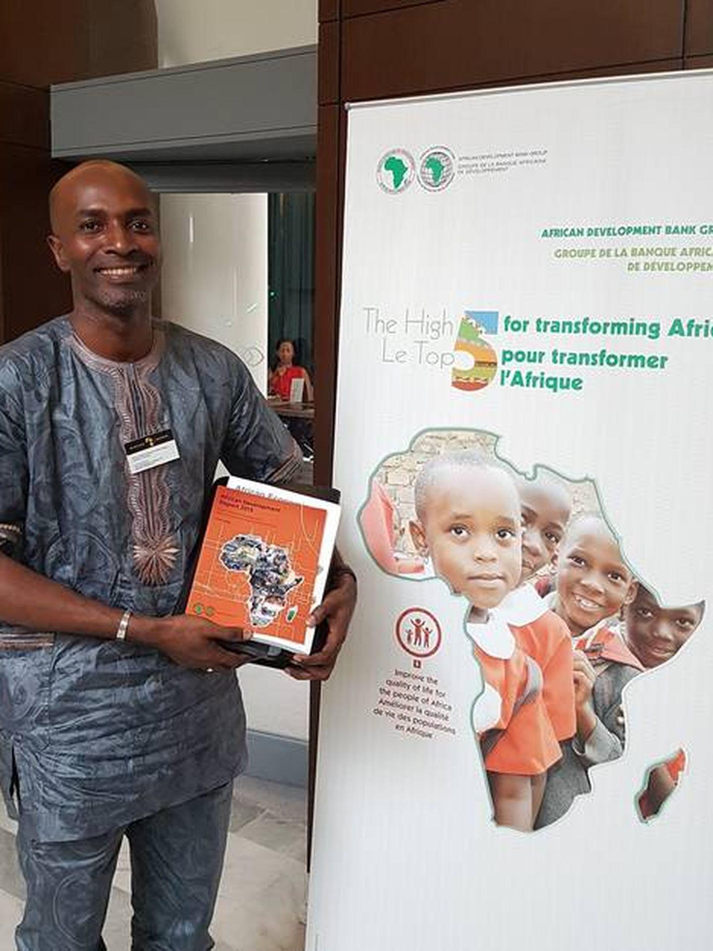 Un príncipe africano, que no nigeriano. (Princerandysogan.com)