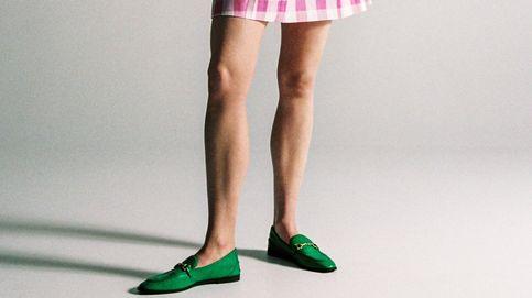 Los mocasines son para el verano y Zara, Massimo Dutti y Mango tienen la prueba